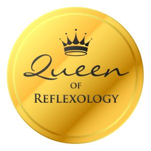 Queen of Reflexology logo